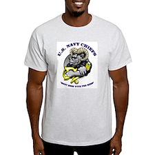 Unique Navy senior chief T-Shirt