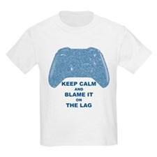 Keep calm and blame it on the l T-Shirt
