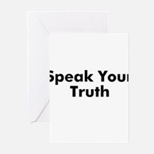 Speak Your Truth Greeting Cards (Pk of 10)