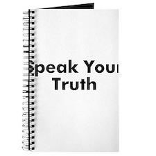 Speak Your Truth Journal