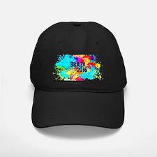 Brazil 2016 Burst Baseball Hat