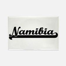 Namibia Classic Retro Design Magnets