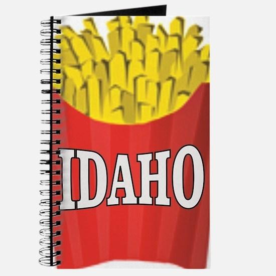Idaho fries Journal