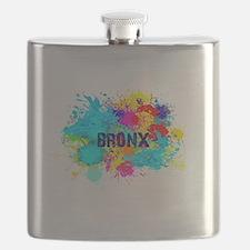BRONX BURST Flask