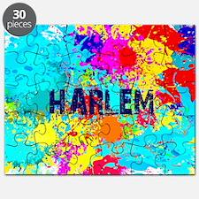 HARLEM BURST Puzzle