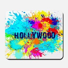 HOLLYWOOD BURST Mousepad