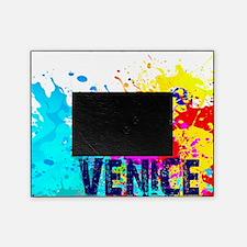 VENICE BEACH BURST Picture Frame