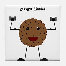 Tough Cookie Tile Coaster