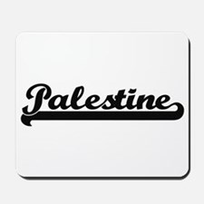 Palestine Classic Retro Design Mousepad