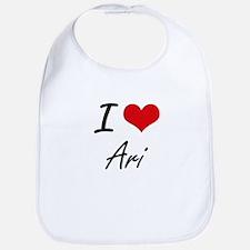 I Love Ari Bib