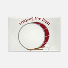 Keeping The Beat Magnets