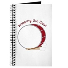 Keeping The Beat Journal