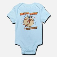 Hugster Woman Infant Bodysuit