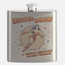 Hugster Woman Flask