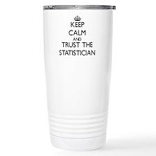 Cute Statistician Travel Mug