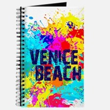VENICE BEACH BURST Journal