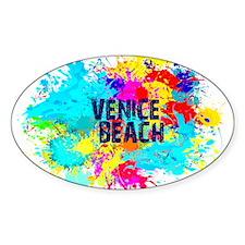 VENICE BEACH BURST Decal
