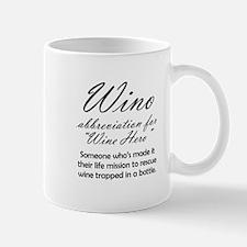 Wino = Wine Hero Mugs
