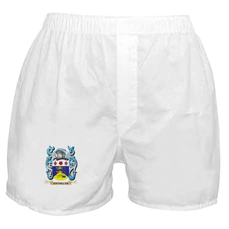 Cathelyn Coat of Arms - Family Crest Boxer Shorts