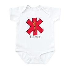 Paramedic Medical Symbol Infant Bodysuit