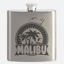Malibu California Flask