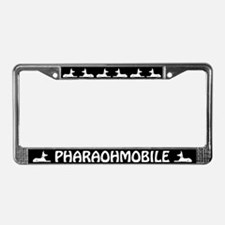 "Pharaoh Hound ""Pharaohmobile"" License Plate Frame"