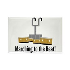 Marching Beat Magnets