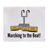Marching band Blankets