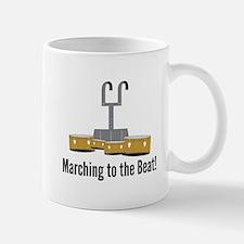 Marching Beat Mugs