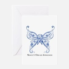 Awareness Butterfly Greeting Card