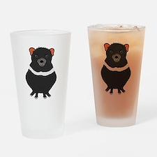 Tasmanian Devil Drinking Glass