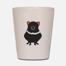 Tasmanian Devil Shot Glass