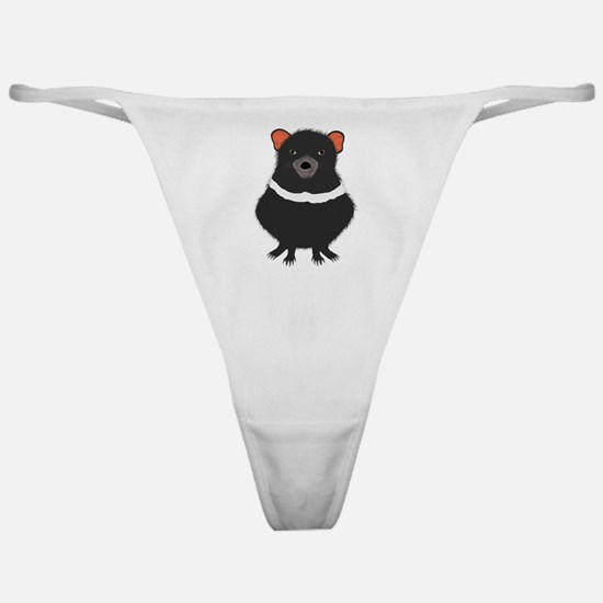 Tasmanian Devil Classic Thong