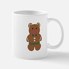 Gingerbread Bear Mugs