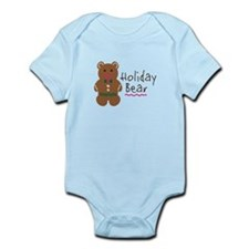 Holiday Bear Body Suit