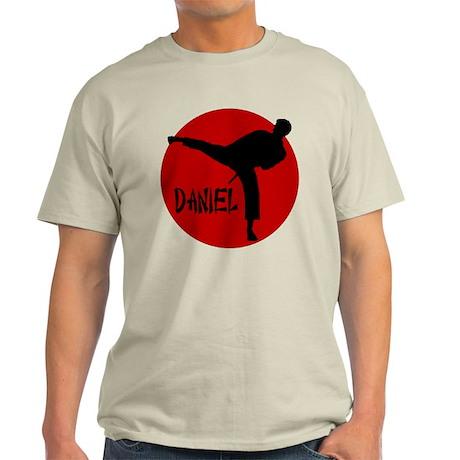 Daniel Martial Arts Light T-Shirt