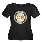 Future Class Of 2030 Vintage Plus Size T-Shirt