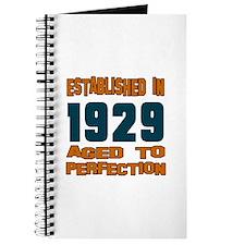 Established In 1929 Journal