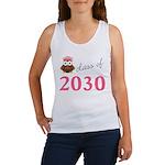 2030 pink owl.png Tank Top