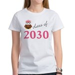2030 pink owl.png T-Shirt