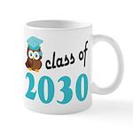 Class Of 2030 Owl Mugs