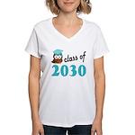 Class of 2030 Owl T-Shirt