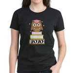 2030 Graduation Class Owl Women's Dark T-Shirt