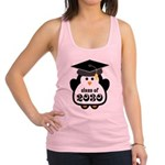 Little Class of 2030 penguin.png Racerback Tank To