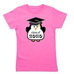 Little Class of 2030 penguin.png Girl's Tee