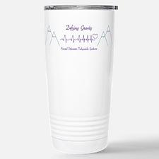 Funny Tachycardia Travel Mug