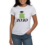 Class Of 2030 Frog Women's T-Shirt