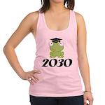 Class Of 2030 Frog Racerback Tank Top