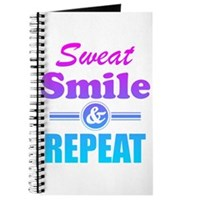 Sweat Smile And Repeat Journal