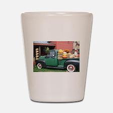 Antique Truck Shot Glass